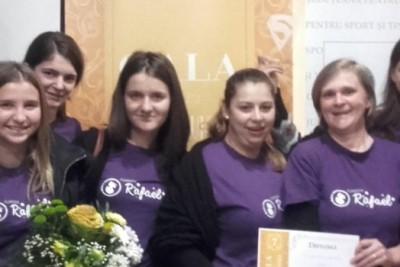 Fundația Rafael a câștigat premiul pentru cea mai activă organizație în 2015