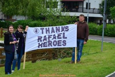 Mulțumim, Rafael Heroes! :)