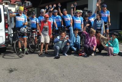Tour des Pays Bas – ciclism caritabil pentru Rafael