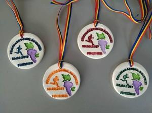 medalii bucurie