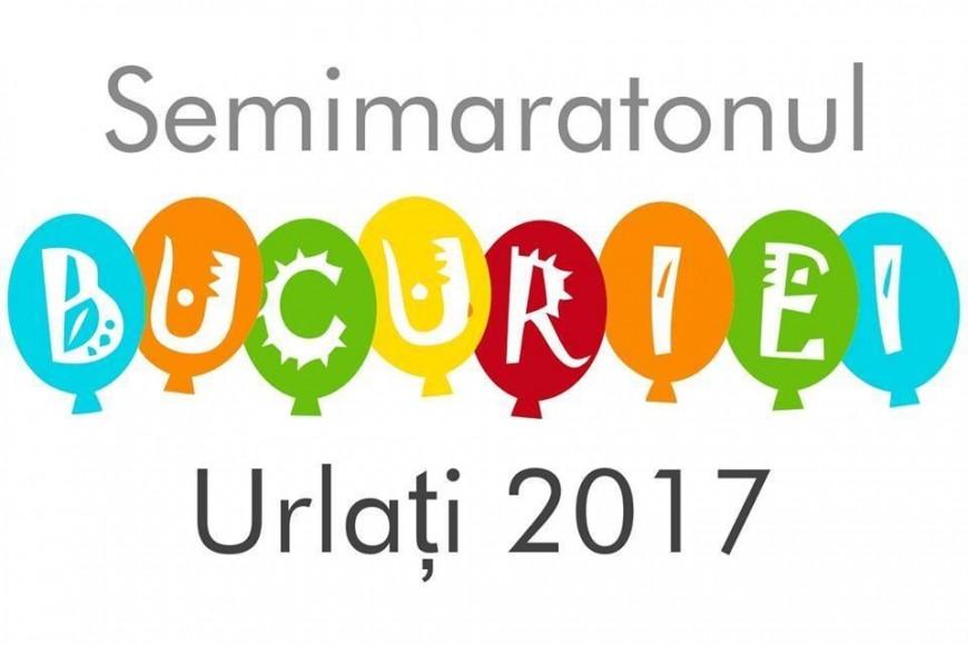 Prietenii noștri vă invită la Semimaratonul Bucuriei :)