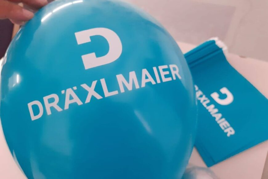Fii în formă, fii erou, hai și poartă un tricou Draxlmaier!